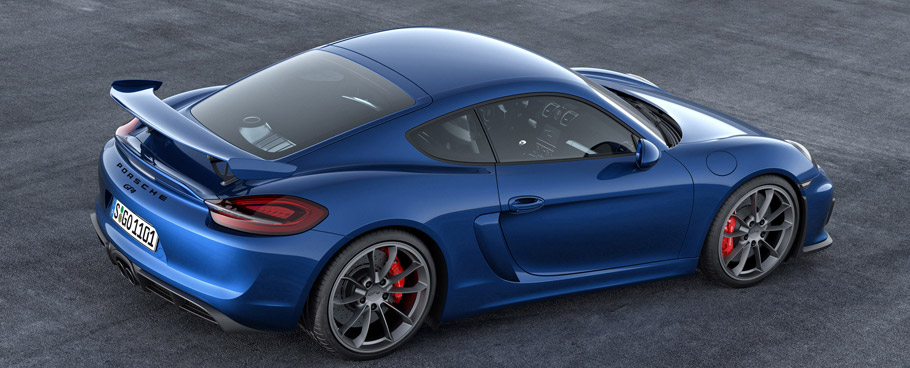porsche cayman gt4 is heading our way. Black Bedroom Furniture Sets. Home Design Ideas