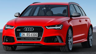 Audi RS 6 Avant and RS 7  Performance Beasts are Almost Here!