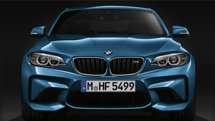 BMW M2 Coupe has Begun Its Production Today!