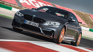BMW Releases M4 GTS High Performance Special Edition for the First Time in the US