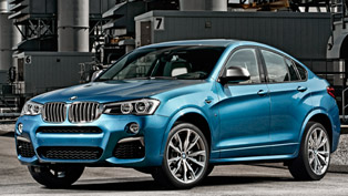 BMW X4 M40i Is Here! But What Can It Offer?