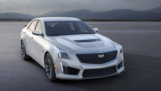 Cadillac Introduces Crystal White Frost Edition for its V-Series