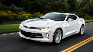 chevrolet introduces six gen camaro accessories and performance parts