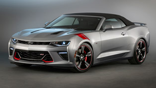 Chevy Continues With the Surprises: Red and Black Accent Concepts are Unveiled!