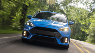 2016 Ford Focus RS Receives an Extra of 30HP to its 2.3-liter EcoBoost Engine