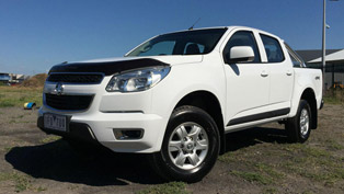 Holden Upgrades the Beloved Colorado Model With Limited Trim!