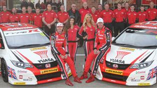 Honda Racing Team Showed Their Full Potential at BTCC