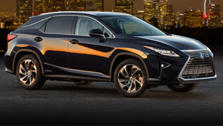 Lexus RX 450h: Dangerously Beautiful