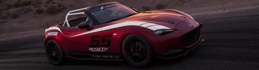 2016 Global Mazda MX-5 Cup