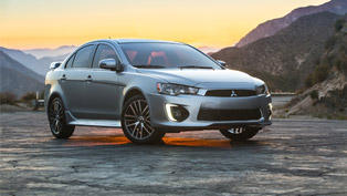 Packed With Abundant Equipment 2016 Mitsubishi Lancer Readily Goes on Sale