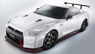 Nissan GT-R NISMO N-Attack Package Debuts at SEMA Show