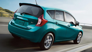 Nissan Finally Shows Extended List of Goodies for the 2016 Versa Note