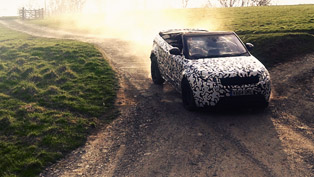Land Rover Convertible Demonstrates Its Capabilities [VIDEO]