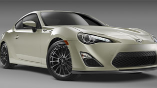 Scion Unveils the Limited FR-S Series 2.0 Model