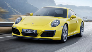 Porsche Team Gears 911 Carrera and Targa Models With New Goodies