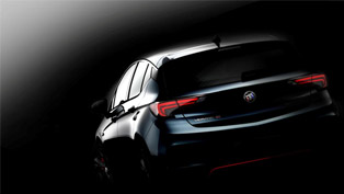 China Meets Buick Verano GS and Hatchback Later This Year