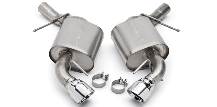 Gen Six Camaro Performance Exhaust