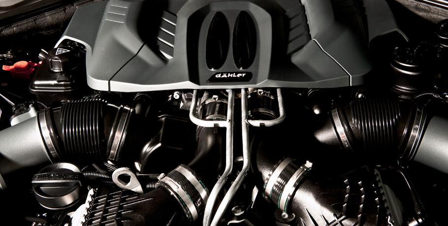 dÄHLer BMW X5 M Engine