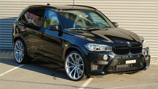 dÄHLer Tuning Know-How: Perfect for the BMW X5 M and X6 M
