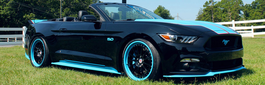 Ford Mustang King Edition