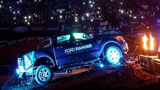 Ford Ranger Returns to ARENACROSS Tour