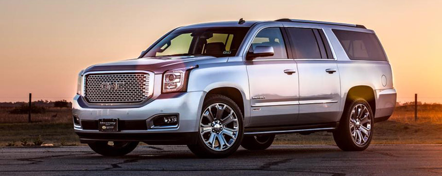 2015 GMC Yukon Denali with HPE650