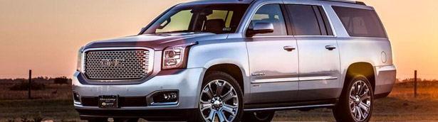 See How This GMC Yukon Denali Runs the 0-60 mph in 4.5 seconds! [VIDEO]