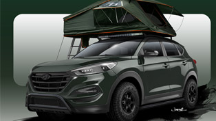 John Pangilinan Unites with Hyundai For Special Tucson Adventuremobile