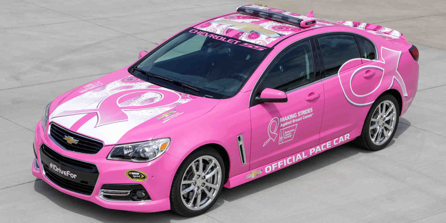 Chevrolet SS Official Pace Car