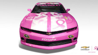 You Can Help Chevrolet in Fighting Breast Cancer with a Single Virtual Drive // #IDriveFor