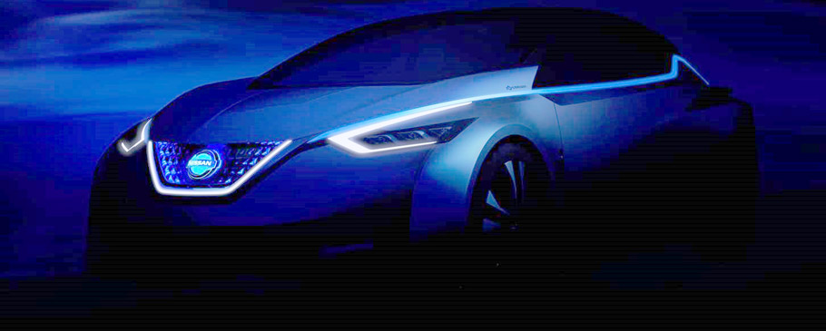 Nissan Leaf Highlight