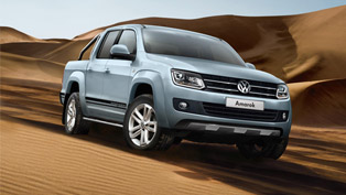 Volkswagen Reveals the Limited Amarok Atacama Edition