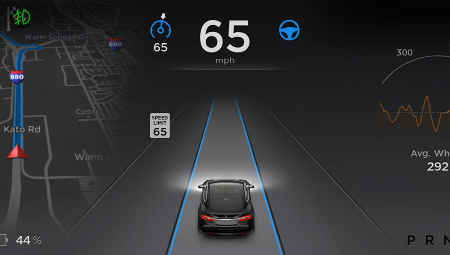 Tesla Version 7.0 Software