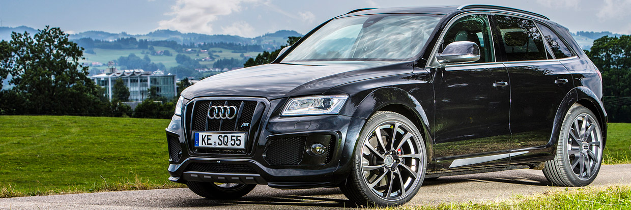 ABT Sportsline Audi SQ5 Side View
