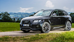 ABT Super-Q5 Faster than Audi SQ5 TDI plus? Yes, it is!