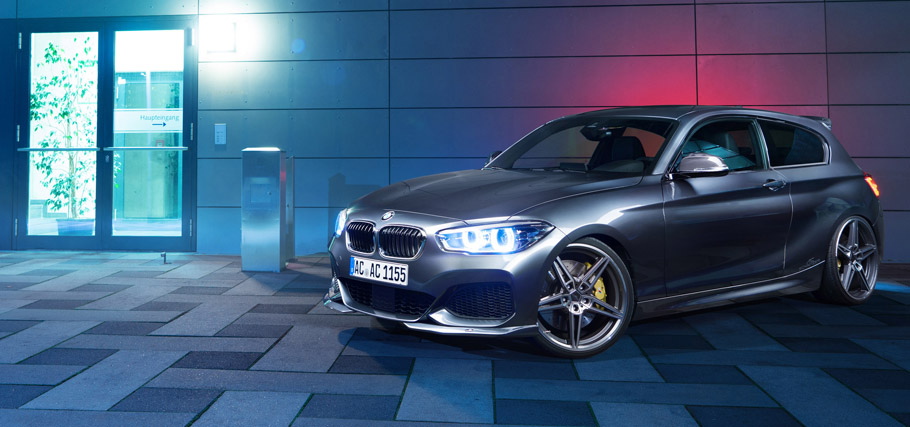 BMW 1-Series by AC Schnitzer Front View