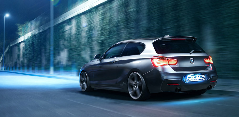 BMW 1-Series by AC Schnitzer Rear View