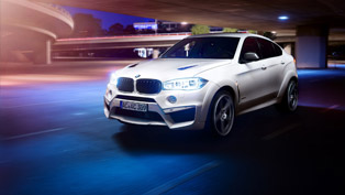 another essen motor show debut: meet the falcon based on bmw x6 m [video]