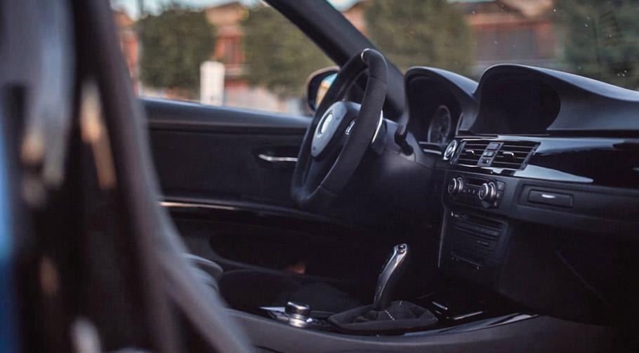 2015 BBM Motorsport BMW 350D 3T Interior
