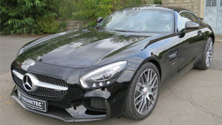 CHROMETEC Offers Visual and Functional Upgrade for Mercedes AMG GT