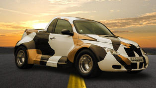 Chrysler PT Cruiser Gets One-Off Appeal by Carbon Motors
