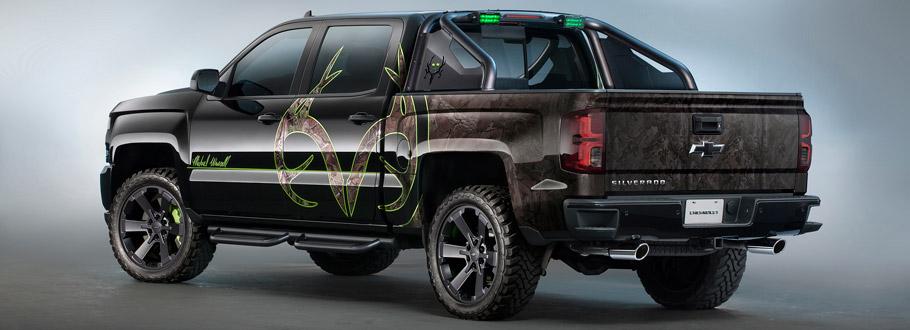 2015 Chevrolet Silverado Realtree Bone Collector Concept