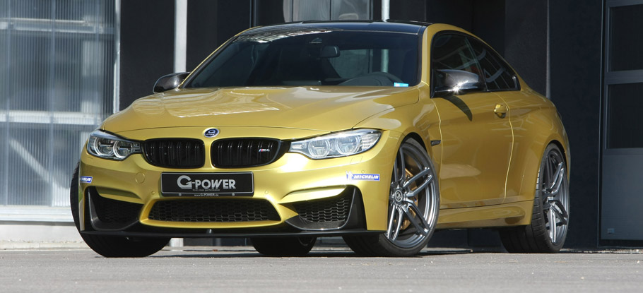 G-Power BMW M4 F82 Bi-Tronik Front View
