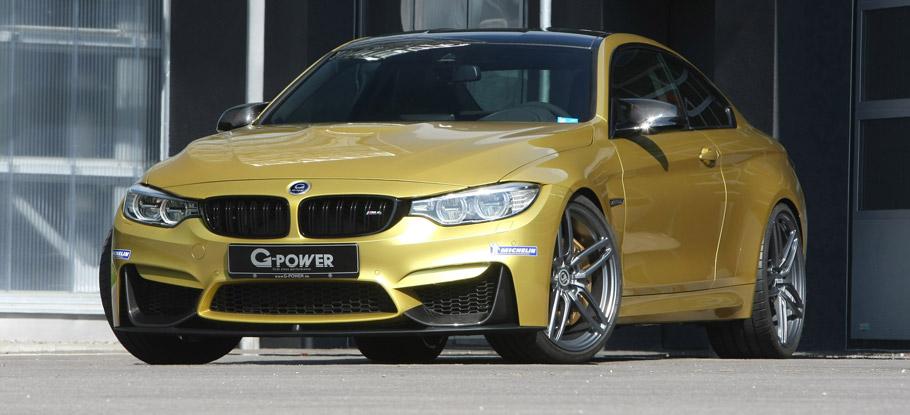 G-Power BMW M4 F82 Bi-Tronik Front View