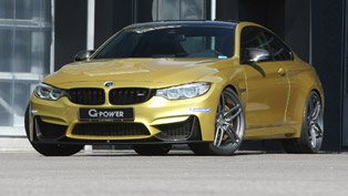 G-Power and the Beautifully Uprated M4 F82 Bi-Tronik [VIDEO]