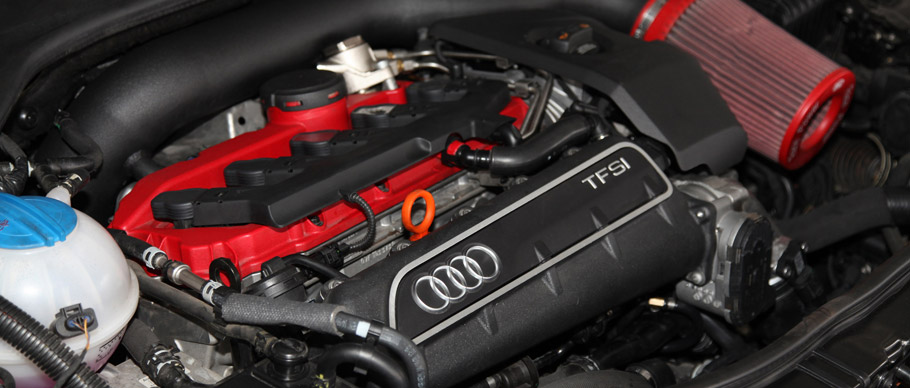 HPerformance Audi TT RS Engine