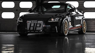 Meet the Strongest Audi TT RS on the Planet!