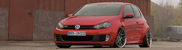Ingo Noak Tuning Team Granted Golf VI With Special Attention