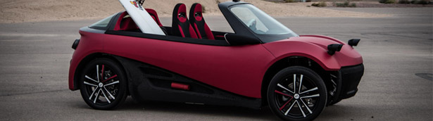 Local Motors Came Up With Plan For Mass Production of 3D Vehicles