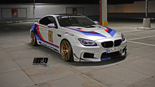 BMW M6 GT3 Street Legal Doppelganger by M&D. Yes, it exists!